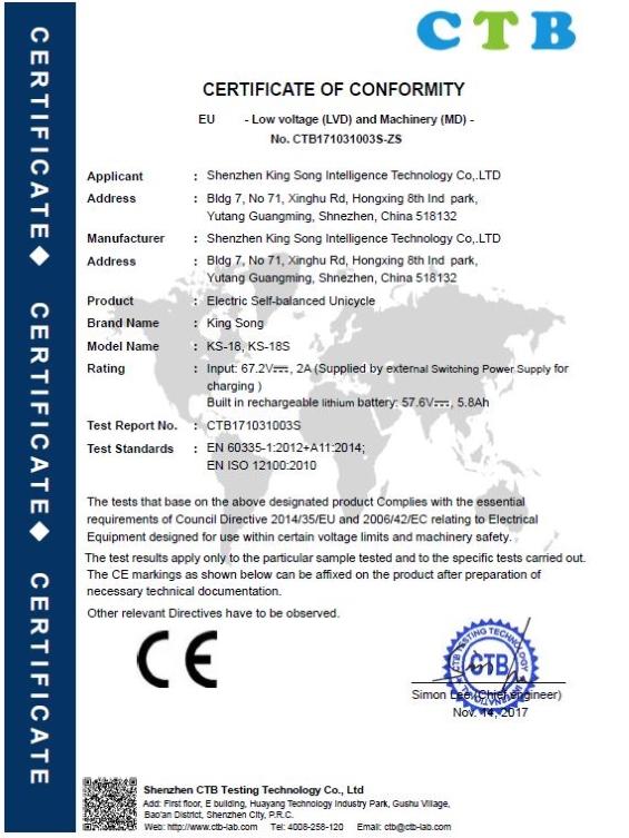 certificate-ks18